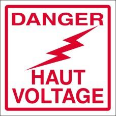 Danger haut voltage